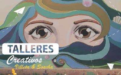 Talleres creativos Villeta y Soacha